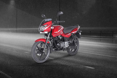 Bajaj Pulsar 150 Front Left View