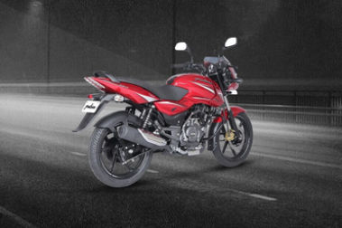 Bajaj Pulsar 150 Rear Right View