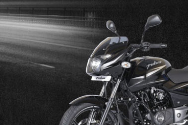 Bajaj Pulsar 150 Head Light