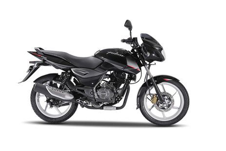 Bajaj Pulsar 150 2018 Black Pack