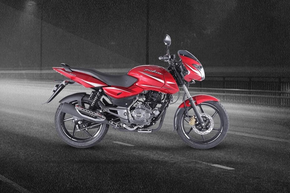 Bajaj Pulsar 150 Right Side View