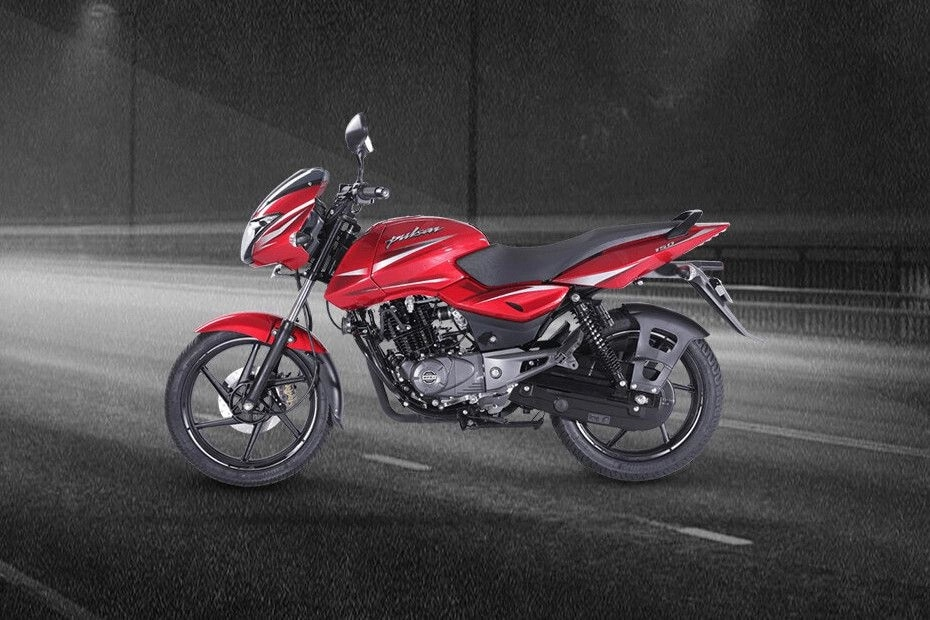 Bajaj Pulsar 150 Left Side View
