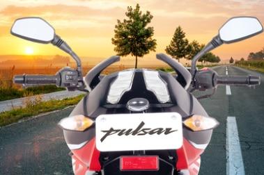 Bajaj Pulsar NS200 Tail Light