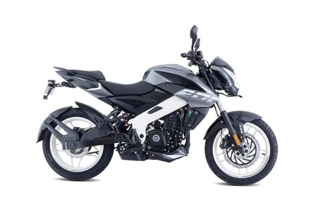 Bajaj Pulsar NS200 Pewter Grey