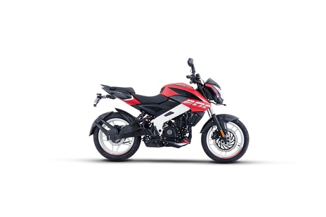Bajaj Pulsar NS200 Burnt Red