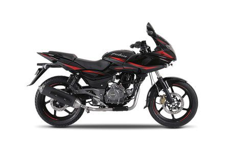 Bajaj Pulsar 220 F 2018 Black Pack