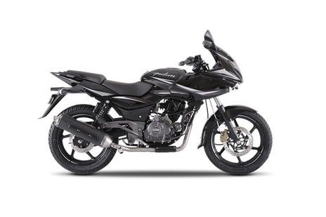 Bajaj Pulsar 220 F 2018 Chrome Black