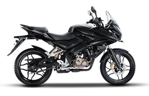 Bajaj Pulsar AS 200 Black Blue