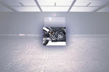Bajaj Pulsar RS200 Engine