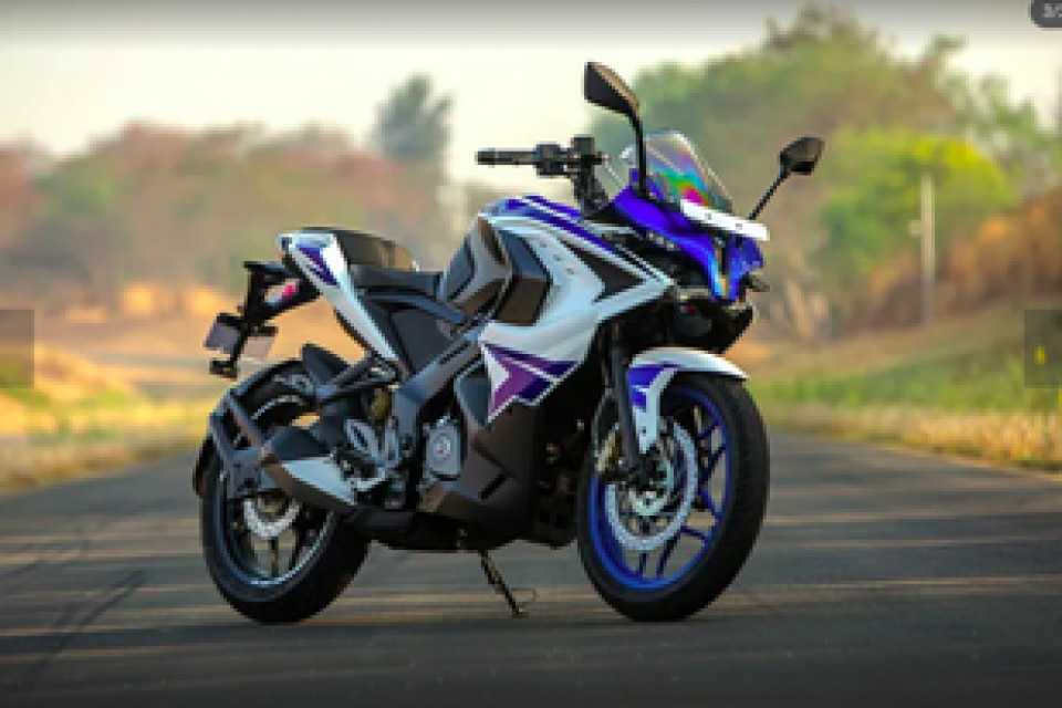 Bajaj Pulsar RS200 Twin Disc BS6