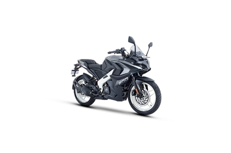 Bajaj Pulsar RS200 Pewter Grey