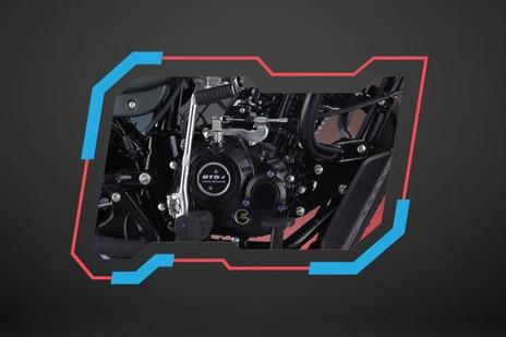 Bajaj CT110 Engine