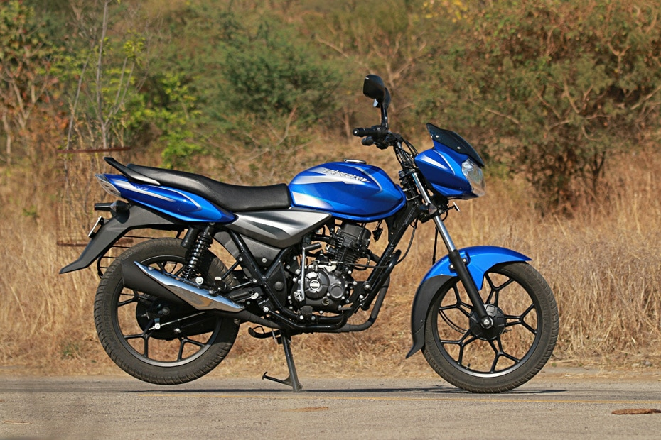 Bajaj Discover 110 Right Side View