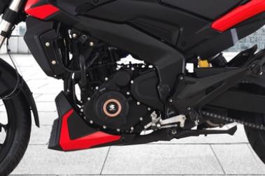 Bajaj Dominar 250 Engine