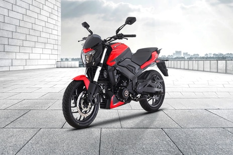 Bajaj Dominar 250 STD