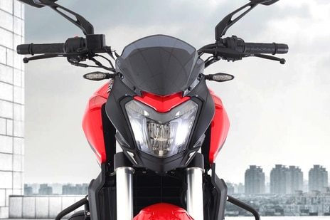 Bajaj Dominar 250 Head Light