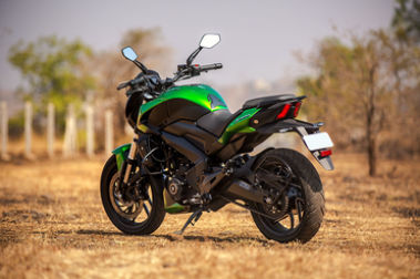 2019 Bajaj Dominar 400 Rear Left View