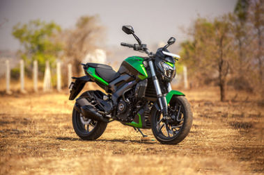 2019 Bajaj Dominar 400 Front Right View
