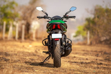 2019 Bajaj Dominar 400 Rear View