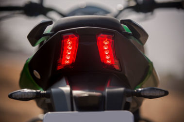 2019 Bajaj Dominar 400 Tail Light