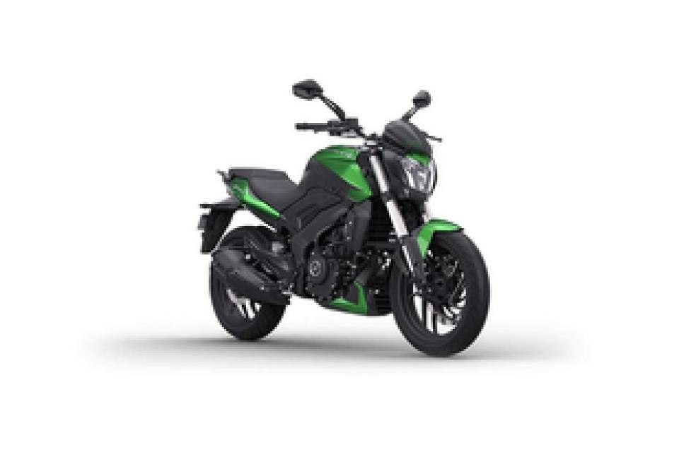 Bajaj Dominar 400 Aurura Green