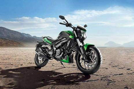 Used Bajaj Dominar 400 Bikes in Delhi