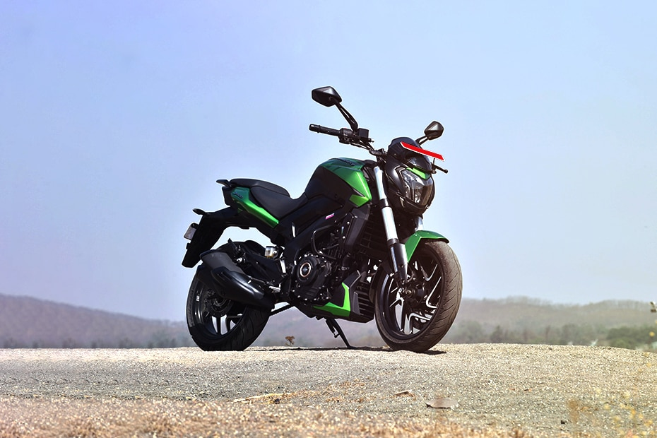 Bajaj Dominar 400 BS6