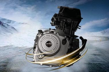 Bajaj Dominar 400 (2016-2018) Engine