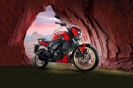 Used Bajaj Dominar 400 (2016-2018) Bikes in Badlapur