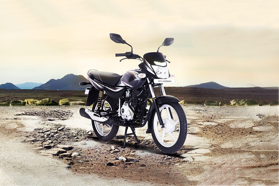 Bajaj Platina 100 Electric Start CBS