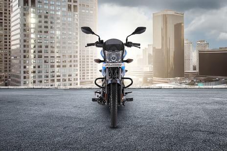 Bajaj Platina 110 H Gear Front View