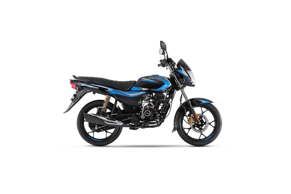 Platina 110 H Gear Loan blue