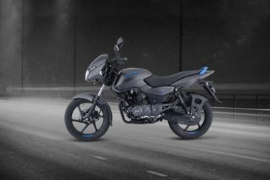 Bajaj Pulsar 125 Neon Left Side View