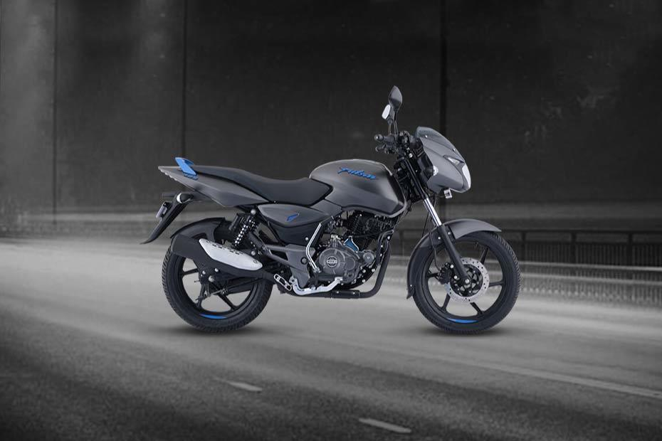 Bajaj Pulsar 125 Neon Right Side View