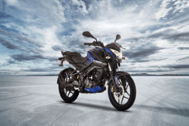 Bajaj Pulsar NS160 Front Right View