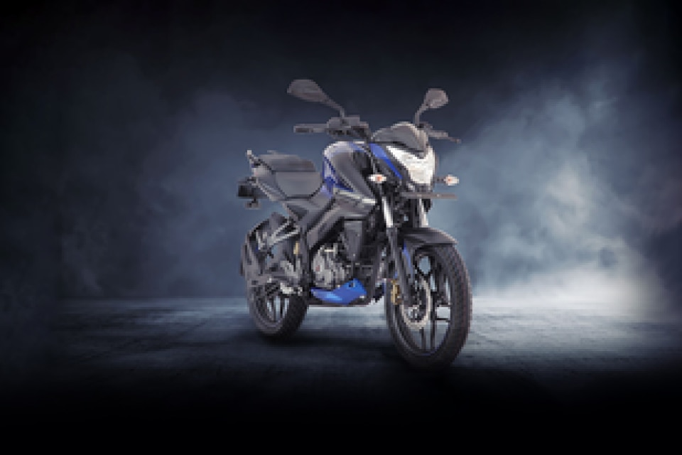 Bajaj Pulsar NS160 Twin Disc BS6