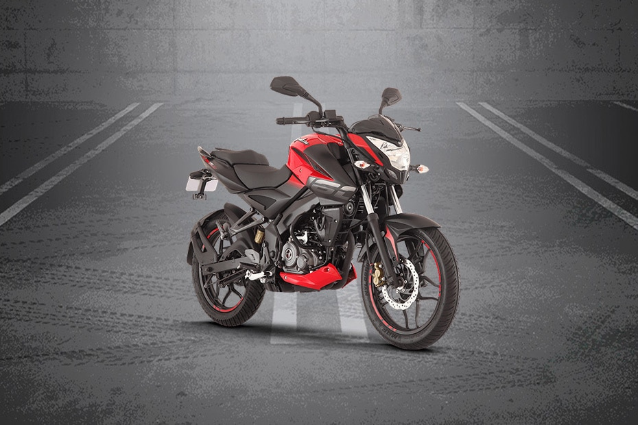 Bajaj Pulsar NS160 Twin Disc ABS