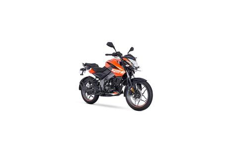 Bajaj Pulsar NS 125 Orange