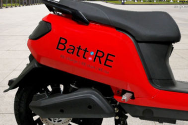 BattRE Electric Scooter Model Name
