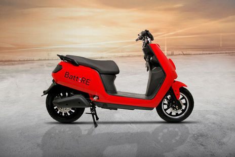 BattRE Electric Mobility BattRE Electric Scooter