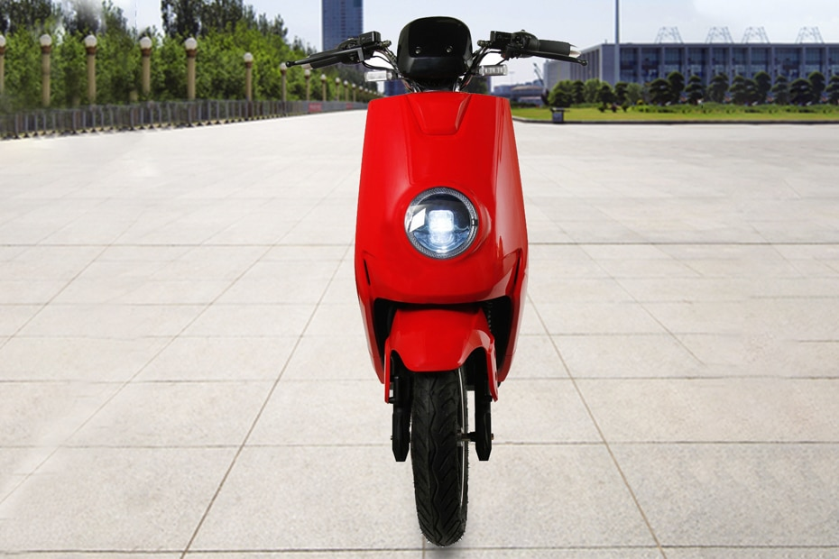 BattRE Electric Scooter Front View