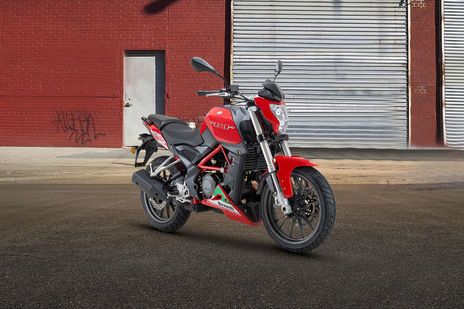 Used Benelli TNT 25 Bikes in Hyderabad