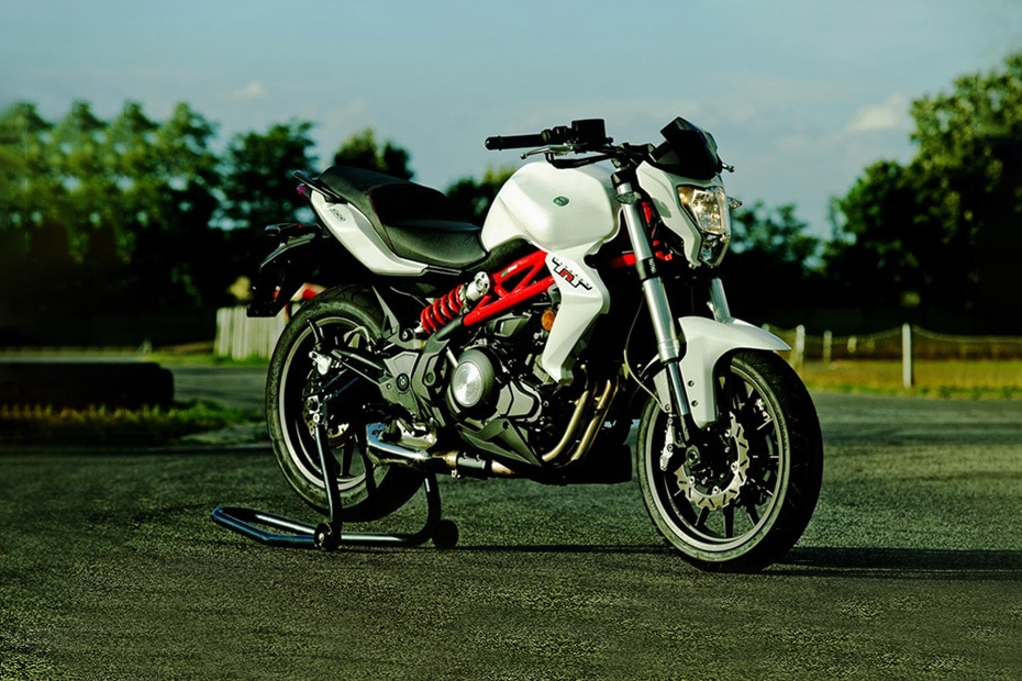 Benelli TNT 300 ABS BS6