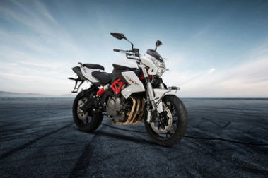 Benelli TNT 600i Front Right View