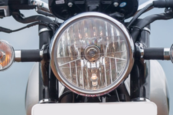 Benelli Imperiale 400 Head Light
