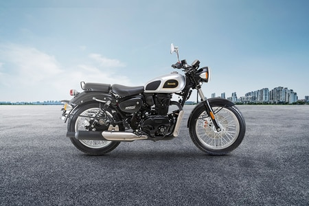 Benelli Imperiale 400 Right Side View