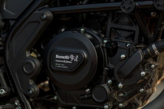 Benelli Leoncino 250 Engine