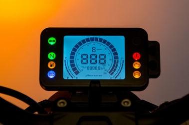 Benelli Leoncino 250 Speedometer