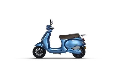 Benling Aura Glossy Blue