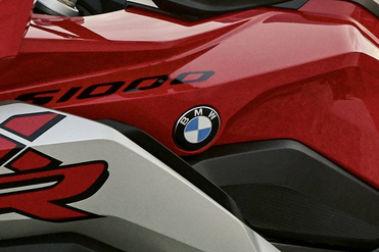BMW S 1000 XR Brand Logo & Name